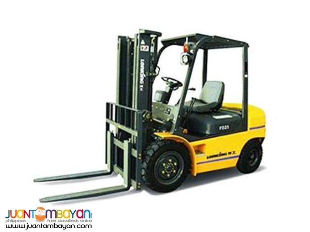 LG25DT Diesel Forklift