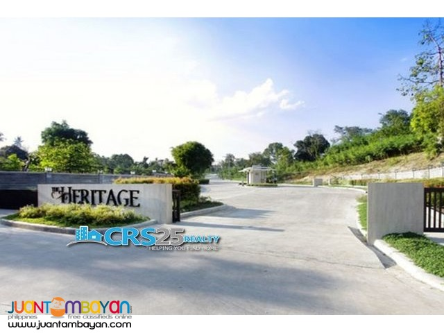 The Heritage Subdivision in Mandaue Cebu