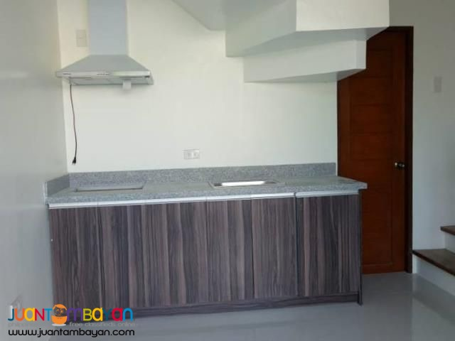 Ready for occupancy semi-furnished 2 storey house in talisay