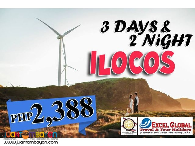 ABSOLUTELY AMAZING ILOCOS!!