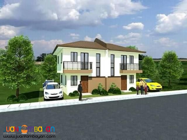 Duplex House for sale in Mactan Cebu