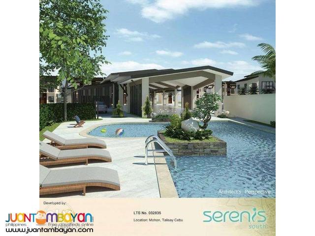 For Sale Townhouse at Serenis  House, Cebu City