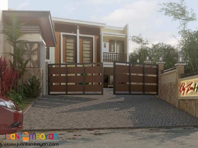 3-Storey Townhouse and Lot Located in Brgy. Capitol, Cebu City