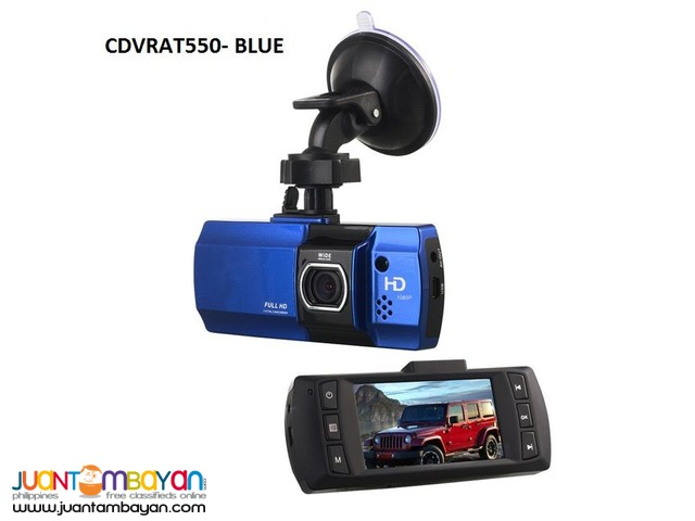 Anytek AT550 Novatek 96650 Car DVR Full HD 1080P