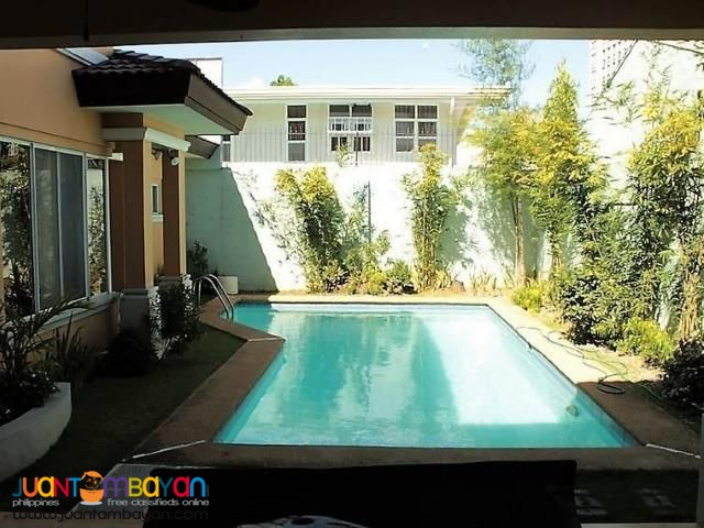 Ready For Occupancy House with Swimming Pool in Lahug  Cebu