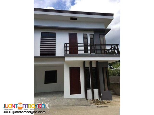 3Bedroom House and Lot in Cabangahan