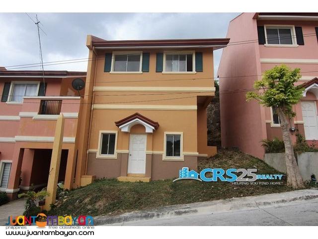 Brand New House in Camella Talisay Cebu