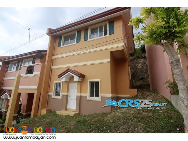 Brand New House in Camella Talisay Cebu