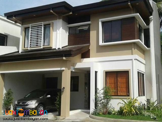 Ready for occupancy house and lot in San Jose Talamban Cebu