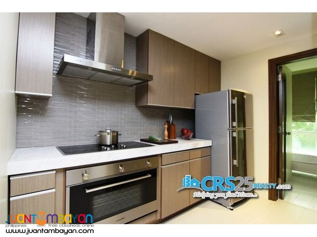 3 Bedroom Garden Suite Condo in Padgett Place Cebu