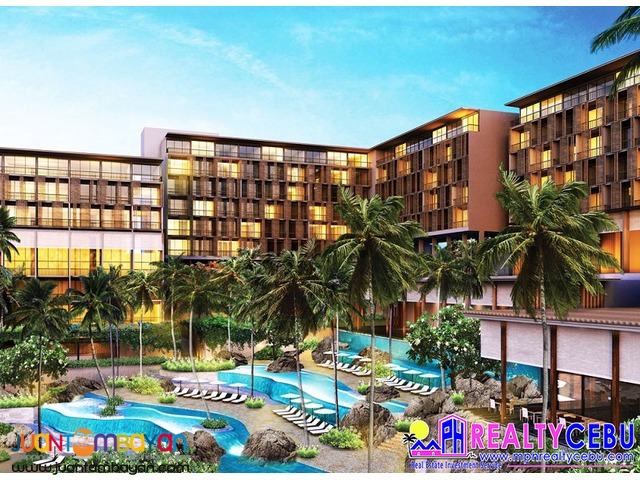 2 BR CONDO WITH PARKING SLOT AT THE SHERATON CEBU MACTAN RESORT