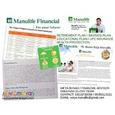 Manulife for Retirement Plan Savings Plan, Health and Insurance