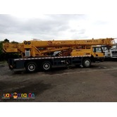 QY25 Zoomlion mobile truck crane for sale