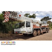 QY70 ZOOMLION MOBILE TRUCK CRANE For Sale