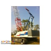 ZCC800 ZOOMLION CRAWLER CRANE For Sale
