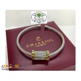 BRANDED BANGLE - BRANDED STAINLESS BANGLE