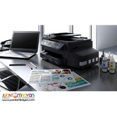 Epson L655 WiFi Duplex AllinOne Ink Tank Printer FREE DELIVERY