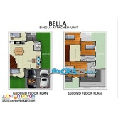 Belize North Subdivision Consolacion Cebu, Bella Model