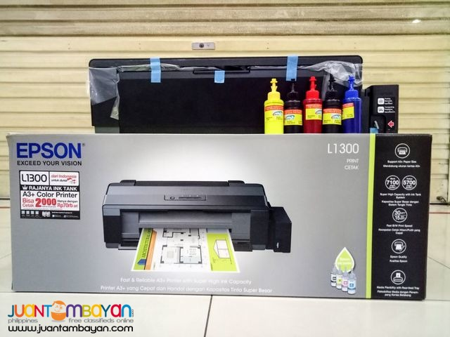 Epson L1300 A3 Ink Tank Printer FREE DELIVERY