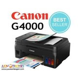 For Sale Canon Pixma G4000 Wireless All in One with Fax