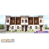 AFFORDABLE 2 BR TOWNHOUSE IN ALMOND DRIVE TANGKE, TALISAY