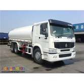 10 Wheeler HOWO A7 Water Truck