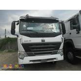 12 Wheeler HOWO-A7 Dump Truck