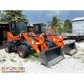 PAYLOADER DE.929 DRAGON EMPRESS WHEEL LOADER 0.7 CUBIC