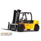 LG100DT -Diesel Forklift