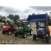 BRAND NEW MULTIPURPOSE BACKOE LOADER FARM TRACTOR