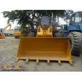 Lonking Wheel Loader 2.3cbm Bucket Size