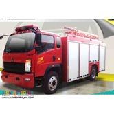 Howo 6x4 Sinotruk Fire Truck, 340 hp, 10000 l