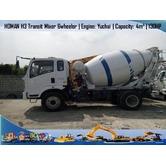 transit mixer 6 wheeler (6m)