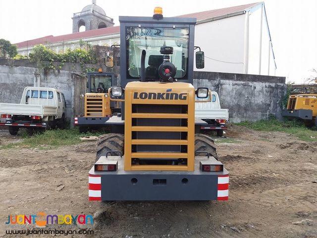 Wheel Loader CDM 816 (YITUO ENG.)