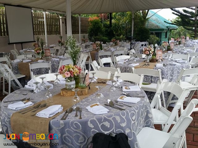 wedding venue at casa de miguelitos Tagaytay