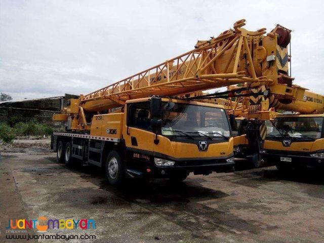 Mobile crane, Zoomlion QY25