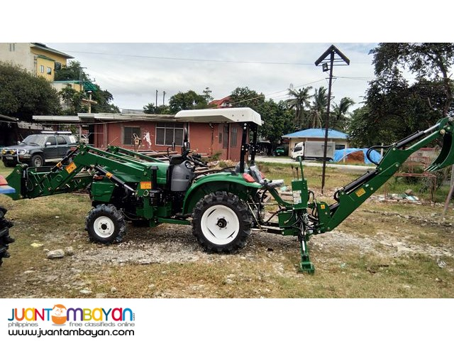 FARM BUDDY MULTI PURPOSE FARM TRACTOR