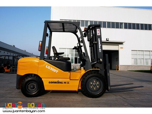 lgdt30 diesel forklift 3kg rated capacity fd30 counterpart