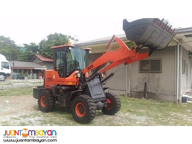 Brand New Wheel Loader 0.5 to 0.7 Bucket Size