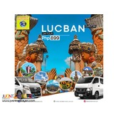 Lucban Quezon Day Tour + Thailand Inspired in Calauan