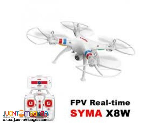 SYMA X8W WIFI FPV HEADLESS MODE QUADCOPTER
