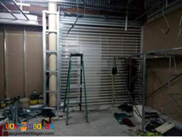 Rollup Doors Installation & Repair Service