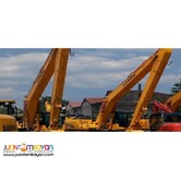 Backhoe Long arm Lonking Komatsu counterpart PC220 CDM6235