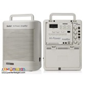 Sanha SH 122 R MP3 VHF Portable Meeting Amplifier