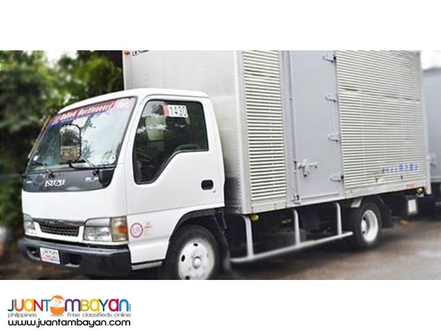 Truct Van