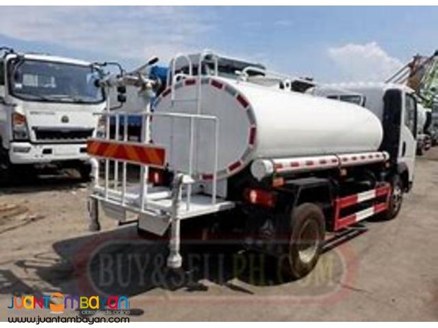 Fuel Tanker Truck Homan Brandnew