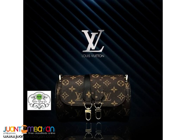 LOUIS VUITTON SLING BAG - LV HANDBAG - AUTHENTIC QUALITY