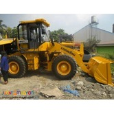 Wheel Loader CDM833 1.7 cubic Lonking