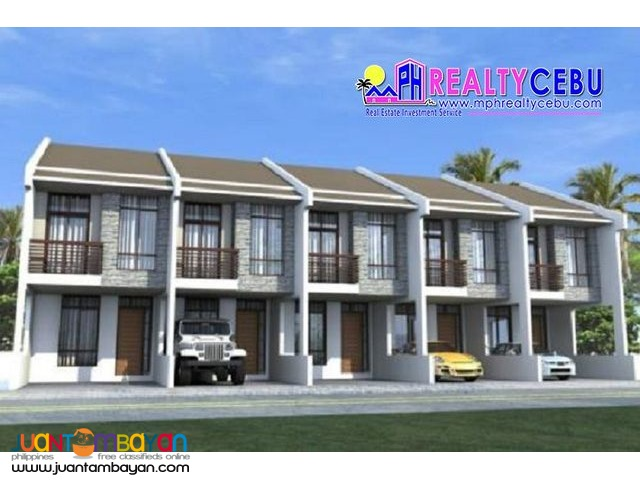 3BR TOWNHOUSE NEAR ATENEO DE CEBU/CIS AT SOLA DOS SUBD