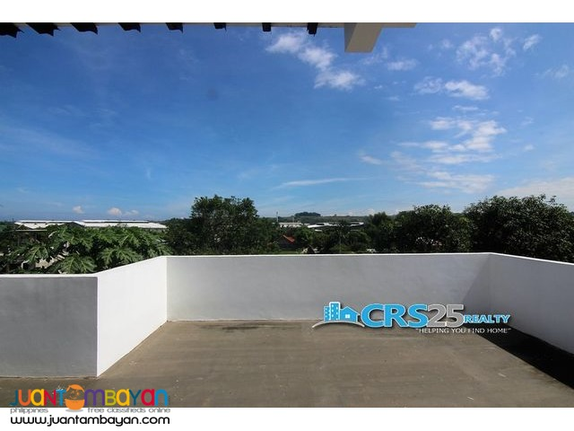 3 Bedroom House FOR SALE!! with Roof Dick at Liloan Cebu